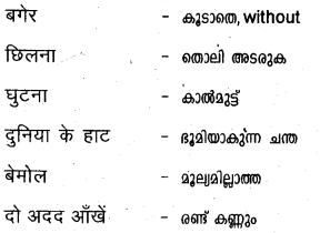 ज़मीन एक स्लेट का नाम है Summary in Malayalam 9