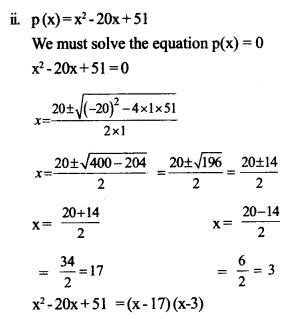 Kerala Syllabus 10th Standard Maths Solutions Chapter 10 Polynomials 2