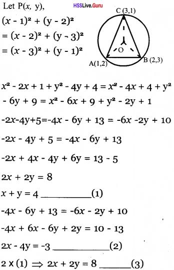 Kerala Syllabus 10th Standard Maths Solutions Chapter 6 Coordinates - 24