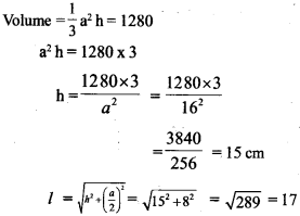 Kerala Syllabus 10th Standard Maths Solutions Chapter 8 Solids - 19