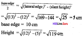 Kerala Syllabus 10th Standard Maths Solutions Chapter 8 Solids - 46