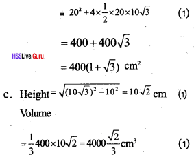 Kerala Syllabus 10th Standard Maths Solutions Chapter 8 Solids - 61