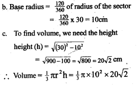 Kerala Syllabus 10th Standard Maths Solutions Chapter 8 Solids - 73
