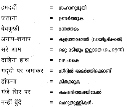 Plus One Hindi Textbook Answers Unit 1 Chapter 1 अनुताप 16