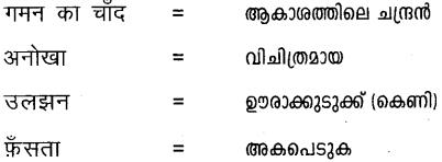 Plus One Hindi Textbook Answers Unit 2 Chapter 8 चाँद और कवि 14