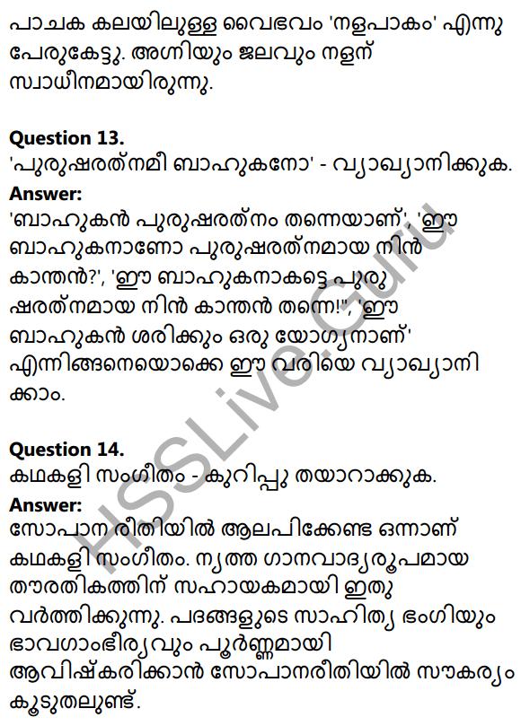 Plus Two Malayalam Textbook Answers Unit 2 Chapter 1 Keshini Mozhi 5