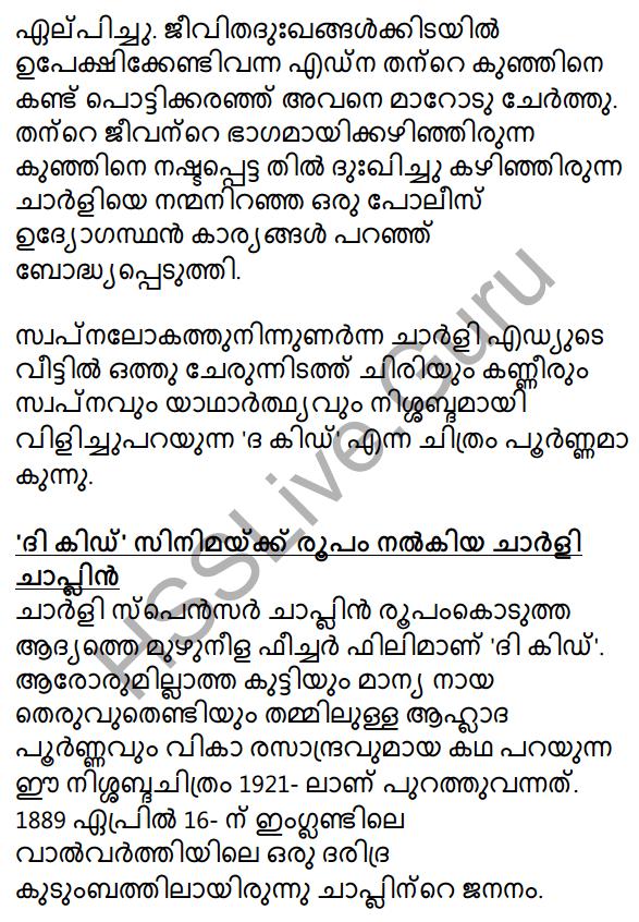 Plus One Malayalam Textbook Answers Unit 2 Chapter 4 Kaippad Kelkkunnundo 128
