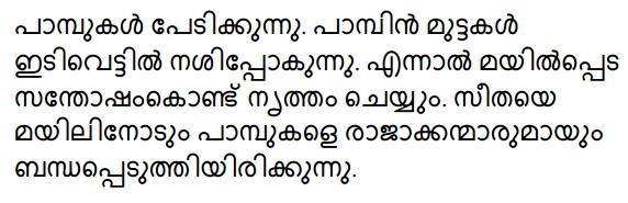 Plus One Malayalam Textbook Answers Unit 4 Chapter 1 Peeli Kannukal 54