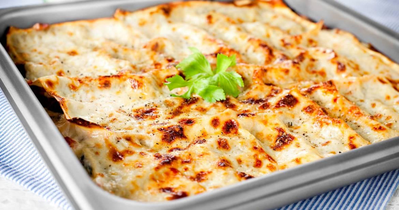 Lasagne med chipotle - Recept på Hssons Skafferi