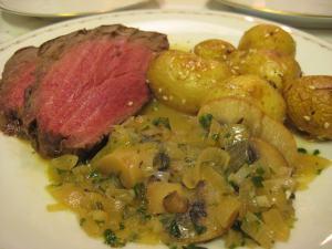 Chateaubriand recept på H:ssons Skafferi