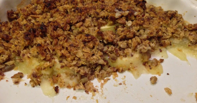 En nyttigare äppelkaka - Recept från Hssons Skafferi