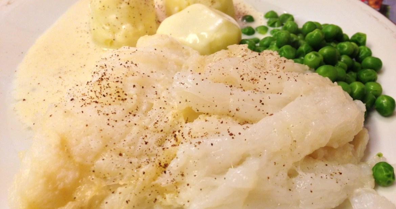 Lutfisk - Recept från Hssons Skafferi