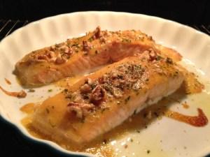 Dijonlax - Recept från Hssons Skafferi