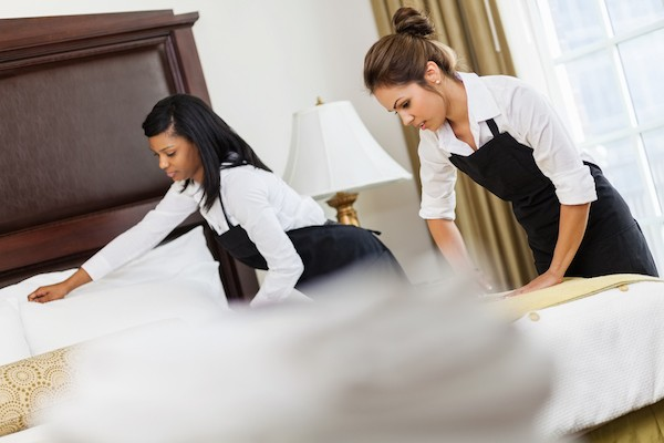 cleaning hotel rooms jobs