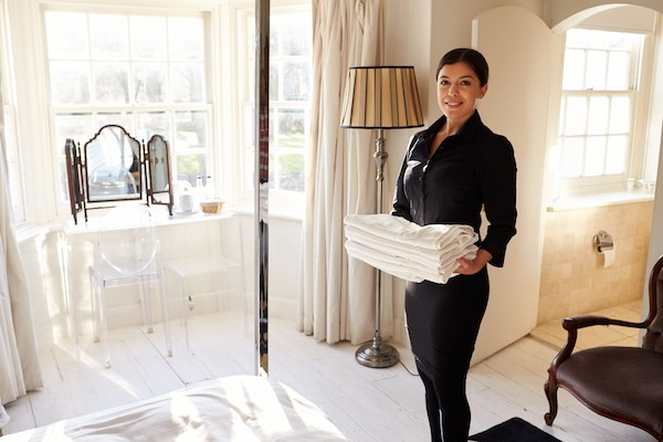 hotels hiring for housekeeping
