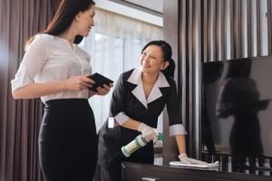 hotel staffing ratios