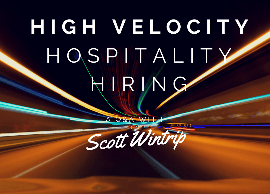 Faster Hospitality Hiring