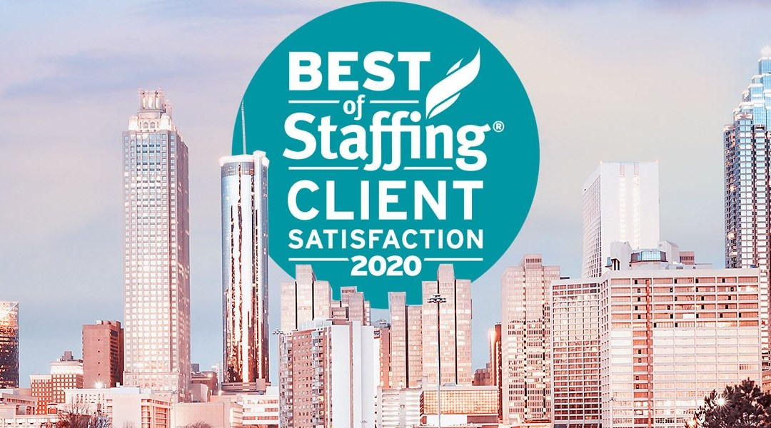 HSS Wins 2020's Best of Staffing Client Award