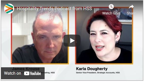Video Podcast: Hospitality Trends During Pandemic Recovery