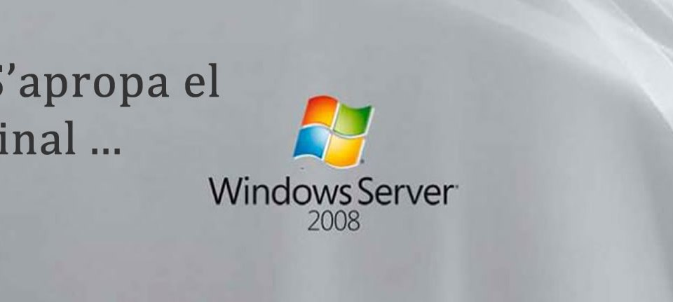 final win Server 2008