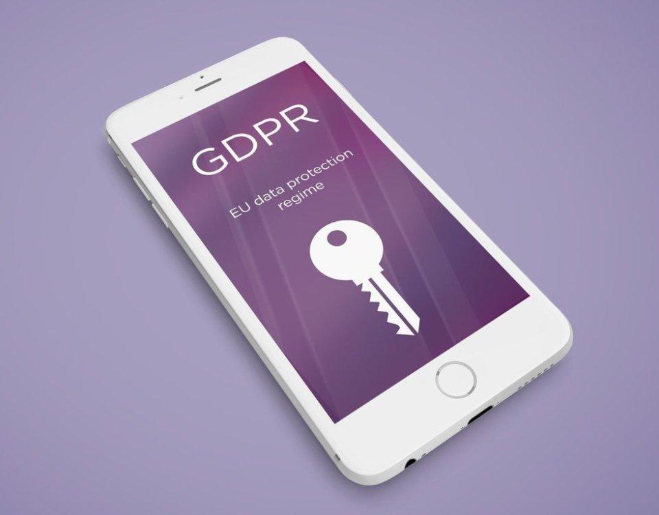 Protección de datos en dispositivos móviles