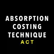 Absorption Costing Techniques