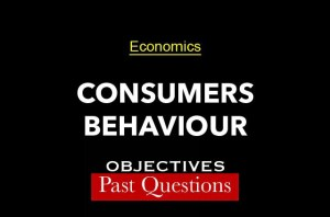 Consumers Behaviour