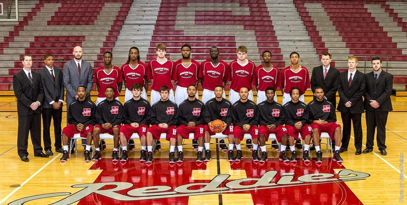 2013-14 Reddie Basketball