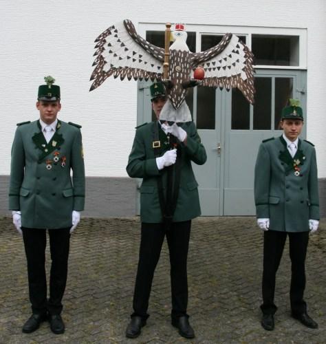 Jungschützenvogelträger