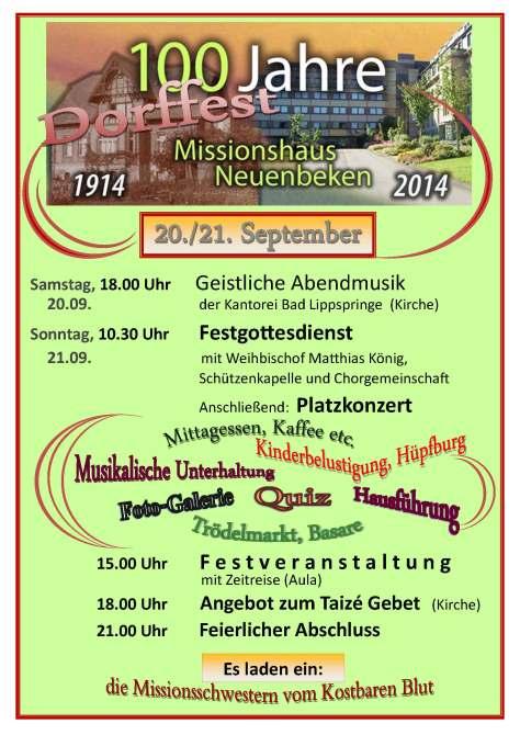 PlakatDorffest