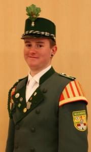 Unteroffizier Christian Menz