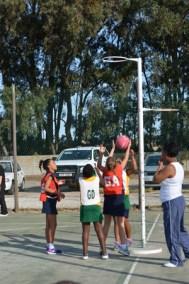Hoërskool Velddrif – Netbal (6)