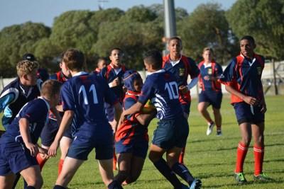 Hoërskool Velddrif - Rugby (5)