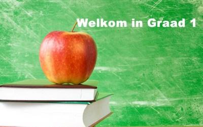 HS Velddrif se Graad1's van 2018