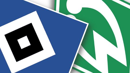Tickets für HSV – Werder Bremen
