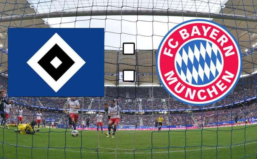 Tickets HSV – Bayern