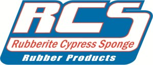 RCS Rubberite Cypress Sponge Products