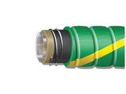 corrugated uhmw chemical hose