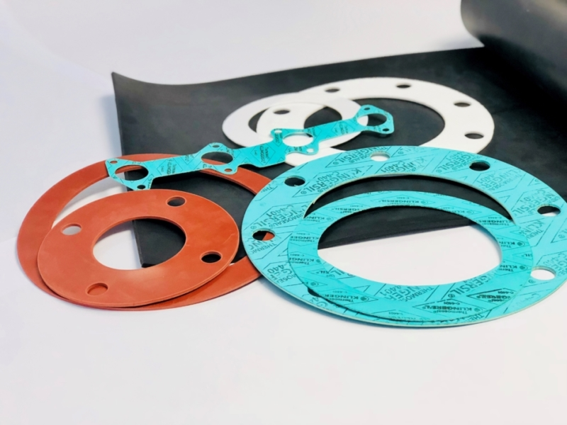 gaskets and sheet rubber