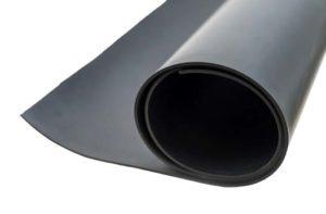 sheet rubber roll