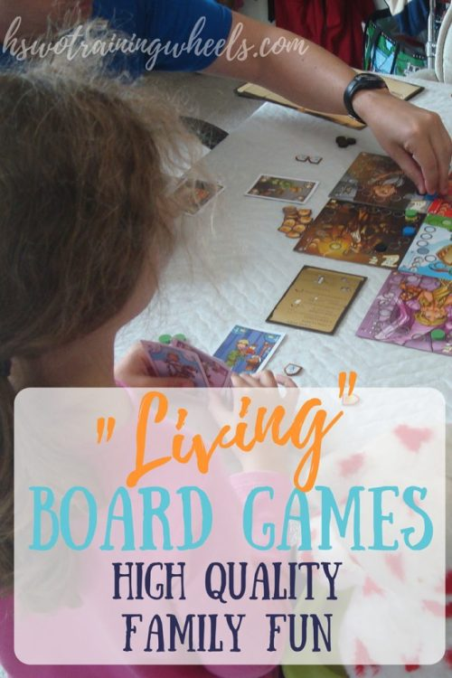 living board games v