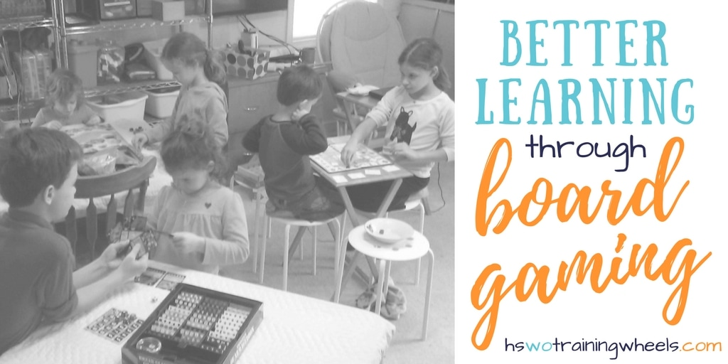 Better Learning Through Board Gaming