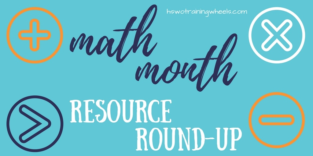 Math Month Resource Roundup