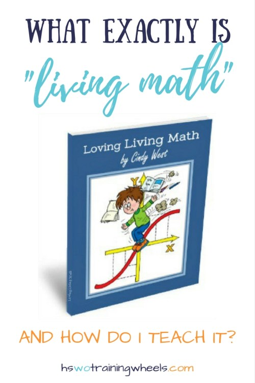 "Maybe you've heard about ""living books"" or ""living math"". Maybe it sounds appealing. Maybe it sounds overwhelming! Come find a great resource!"
