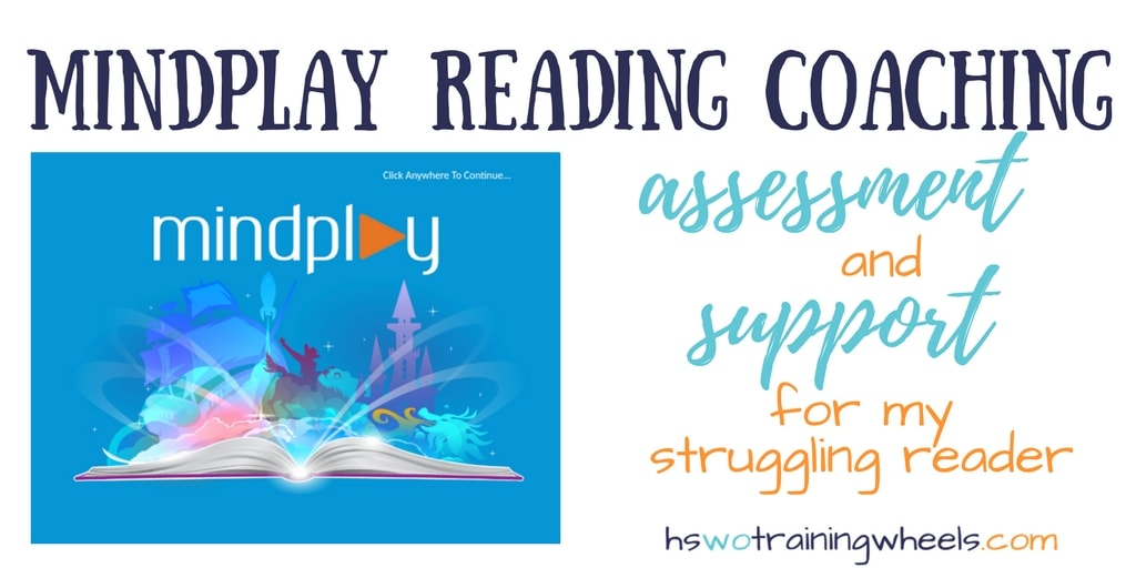 MindPlay Virtual Reading Coaching: Assessment and Support for My Struggling Reader