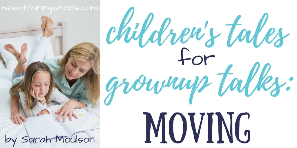 Moving can be as difficult for little people as for grown ups. Here's a great collection of books to use as conversation starters!