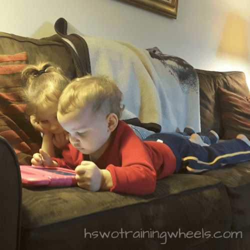 Homeschooling is challenging. Add in pregnancy, postpartum, and nursing and you've got a full plate! Here are some tips from a homeschool mom of 8!