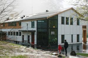 Velledalen skule - tilbygg og ombygging