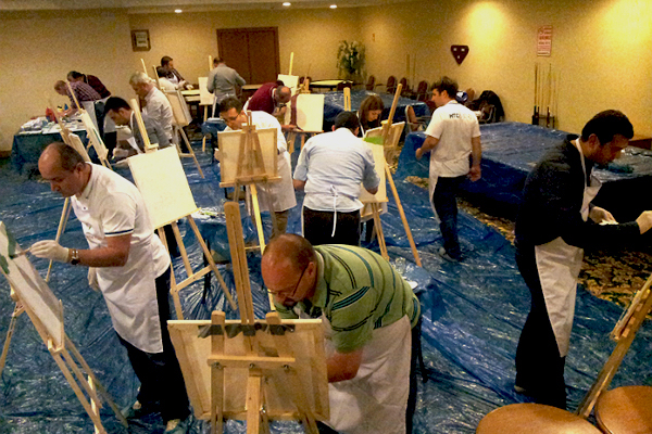 Team building aktiviteleri