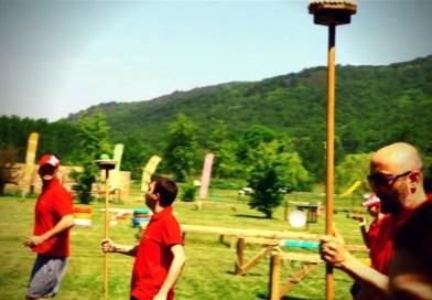 Türkiye'nin ilk ve tek Survivor temalı aktivite parkuru